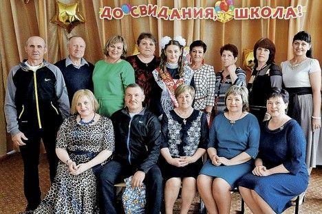 Escola na Sibéria faz formatura com apenas uma aluna