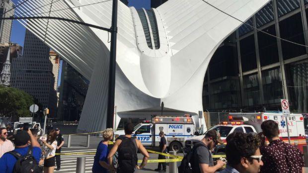 Polícia evacua estação de trem em NY devido a pacote suspeito