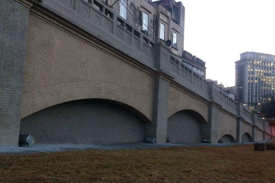 Em SP, Arcos do Jânio são entregues após 8 meses