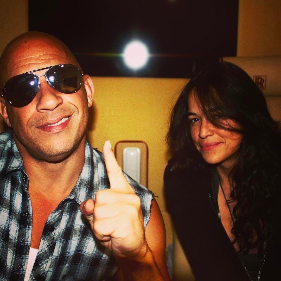 Michelle Rodriguez agradece Vin Diesel: Apoiador das mulheres fortes