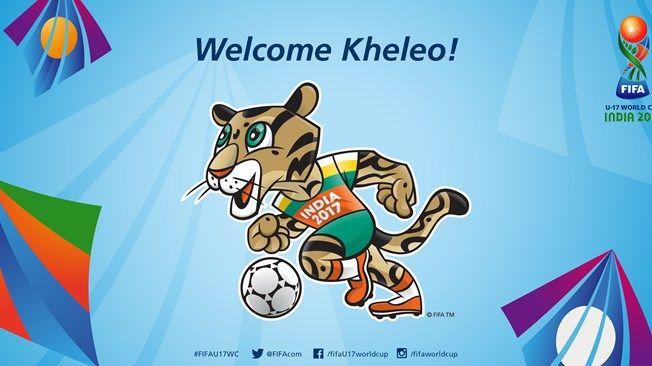 Kheleo é o mascote da competição / Divulgação