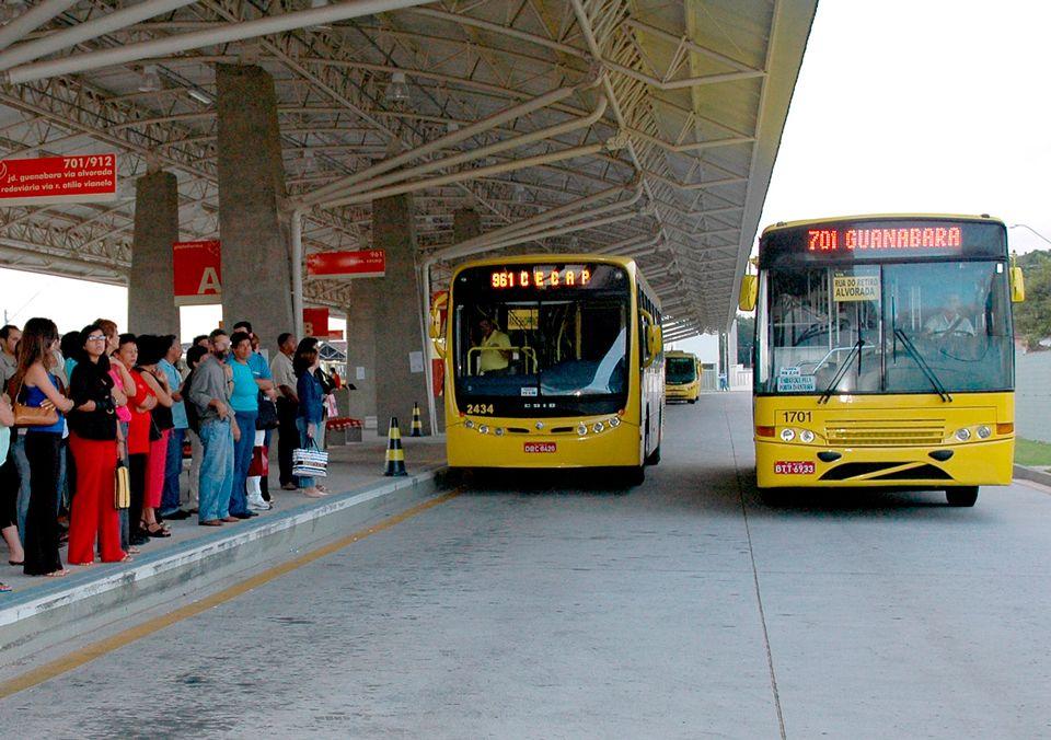 SP: Detida mulher que furtou ônibus para ir a encontro