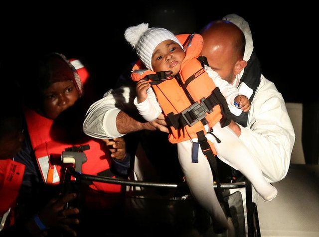 O que é verdade ou mentira na crise migratória?
