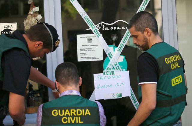 Operação prende 30 pessoas ligadas à máfia Camorra