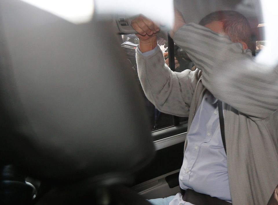 Geddel Vieira Lima presta depoimento em Brasília