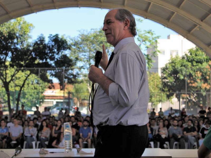Lupi: Ciro é candidato a presidente pelo PDT 'com nome e sobrenome'