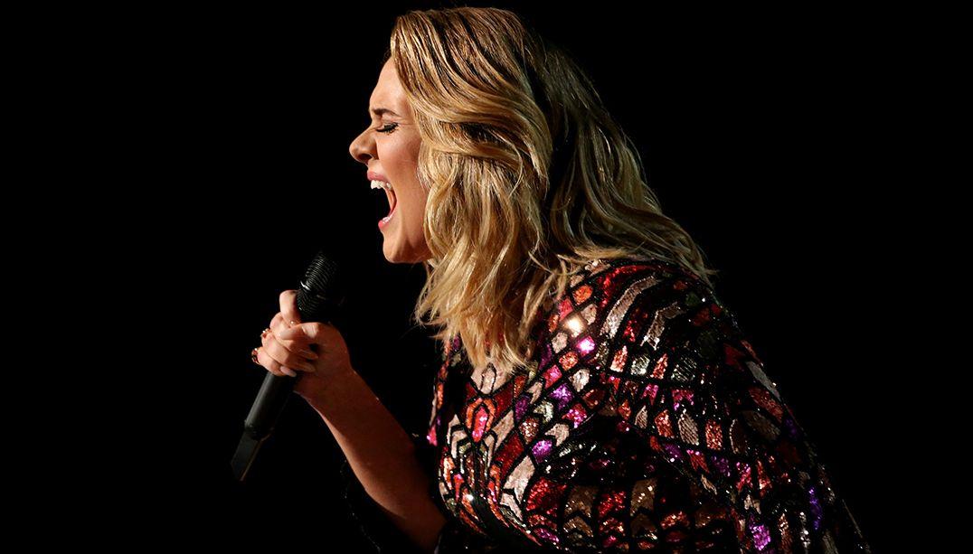 Conheça a fã mais azarada de Adele
