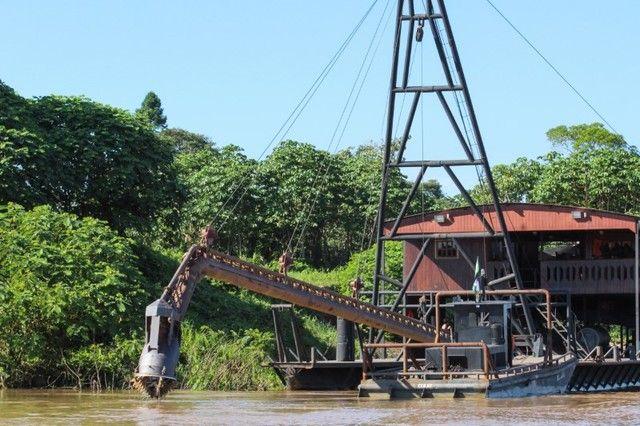 Corrida bilionária pelo ouro na Amazônia deixa rastro de destruição