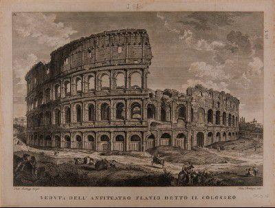 Itália e EUA criam arquivo digital de imagens antigas de Roma