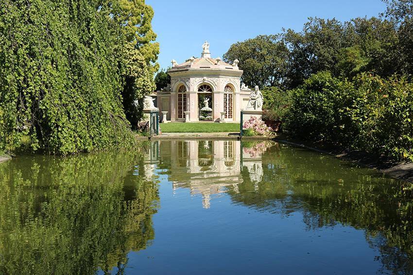 Toscana e Ligúria têm os parques mais belos da Itália
