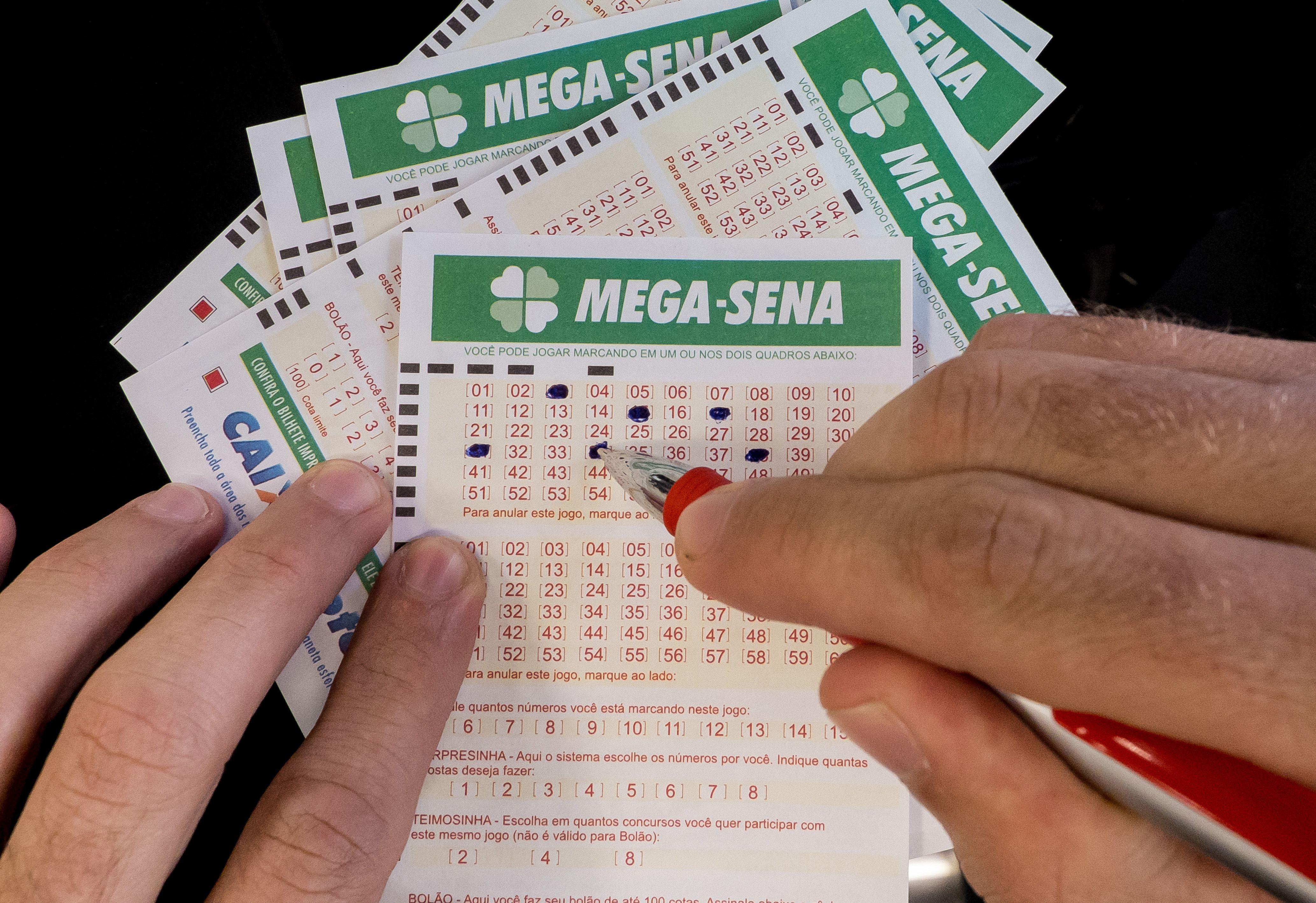 Mega-Sena acumula mais uma vez e pode pagar R$ 90 milhões na quarta