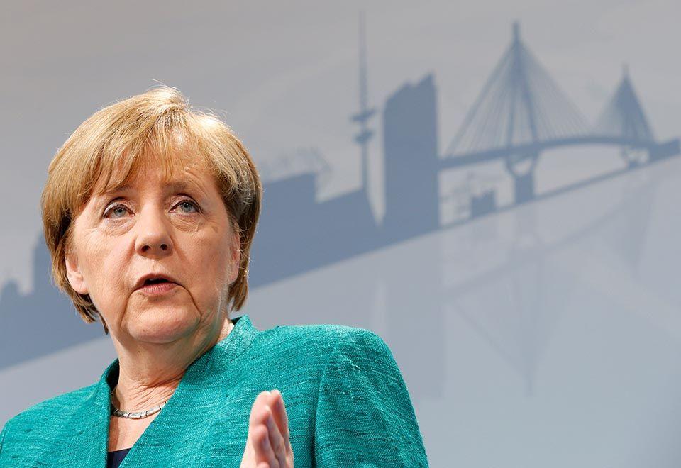 Merkel confirma isolamento dos EUA sobre clima no G20