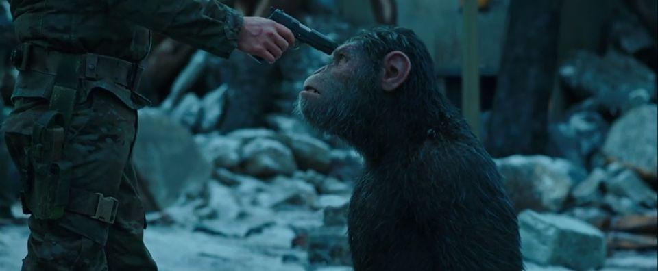 Planeta dos Macacos reflete o perigo de falta de empatia