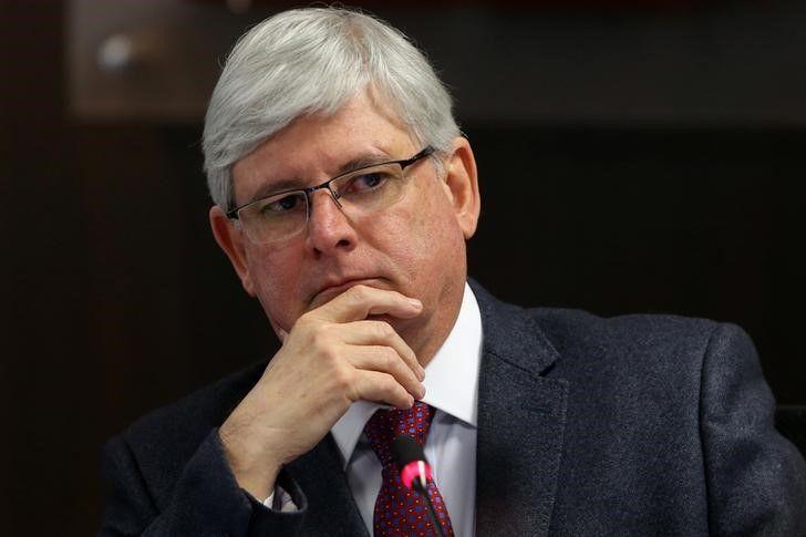 Janot se diz consternado com corrupção dos dignatários da República