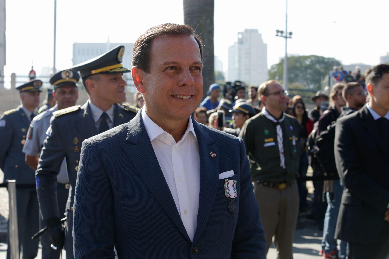 Doria: PSDB deve desembarcar de gestão Temer, mas apoiar reformas