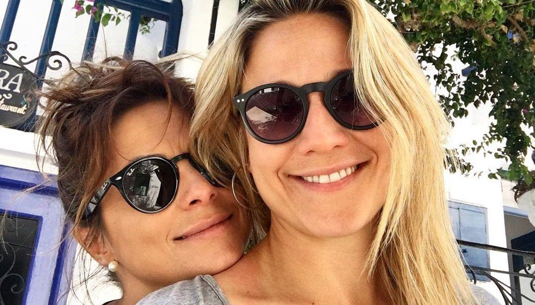 Tive coragem de me encantar por uma mulher, diz Fernanda Gentil