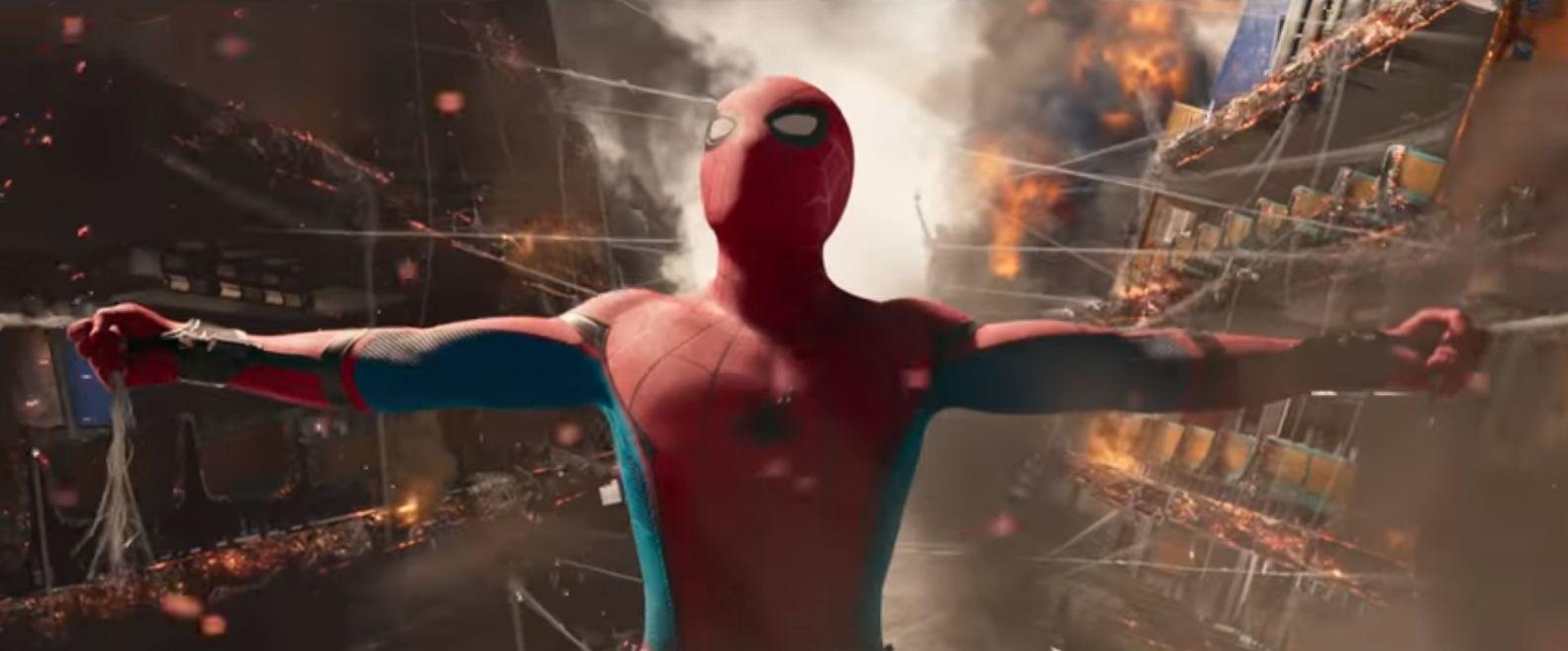 Homem Aranha, De Volta ao Lar arrecada US$ 117 mi