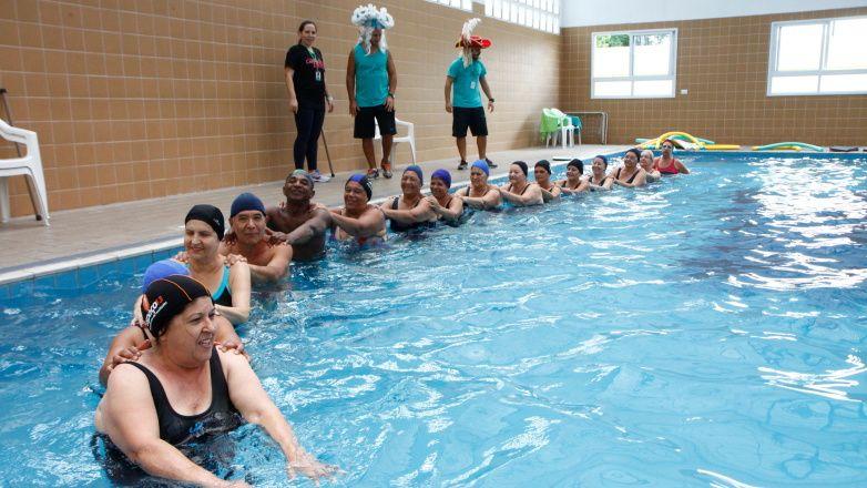 Prefeitura promove colônia de férias para os idosos / Prefeitura de São José dos Campos