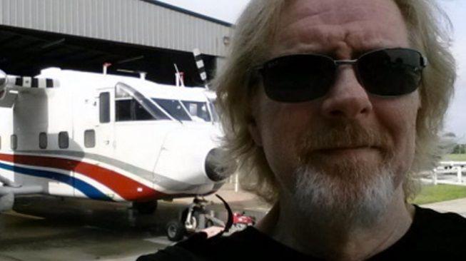 Ator de The Walking Dead morre em acidente de paraquedas