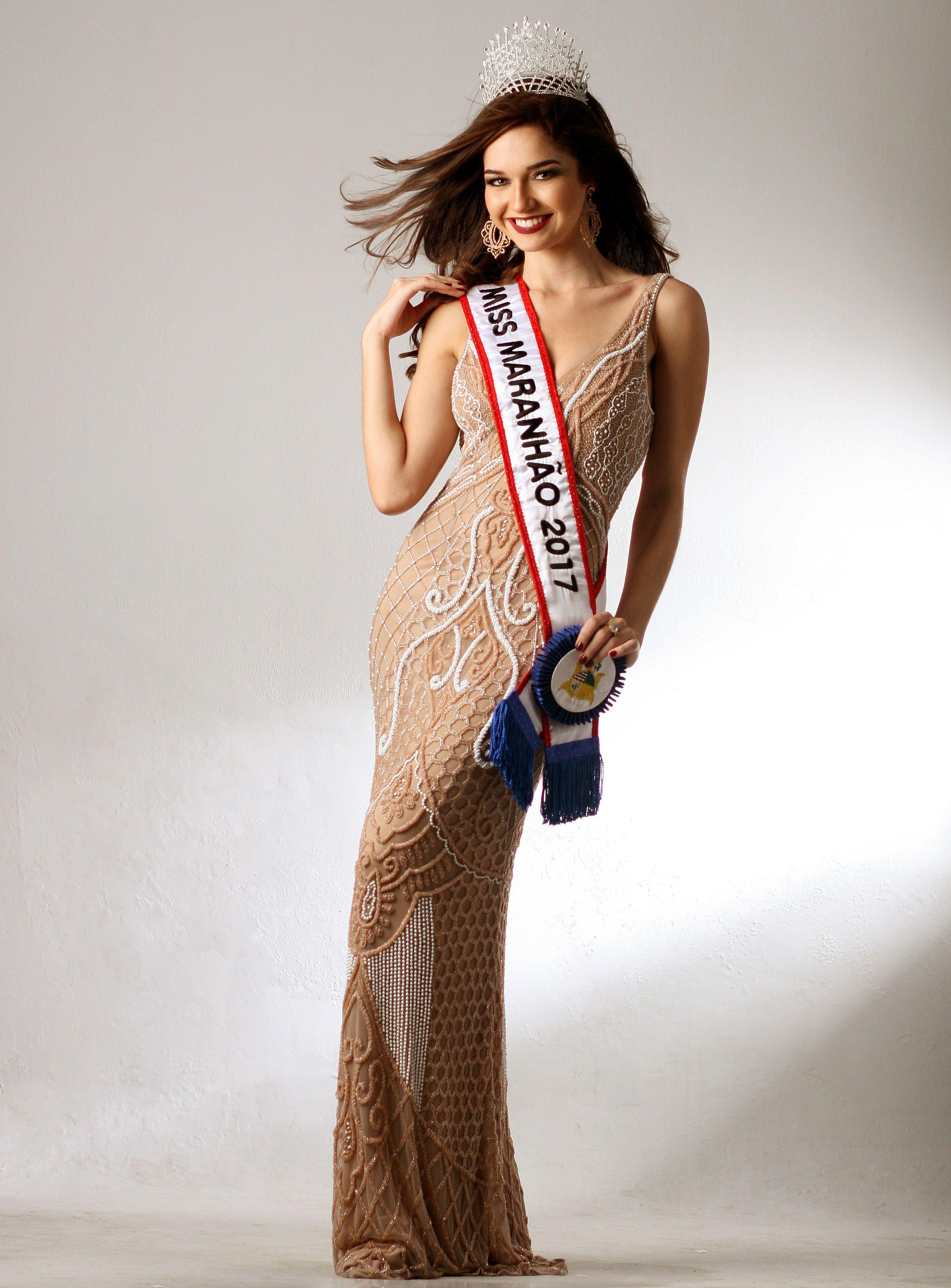 Beatriz Nazareno é a Miss Maranhão / Divulgação - Band