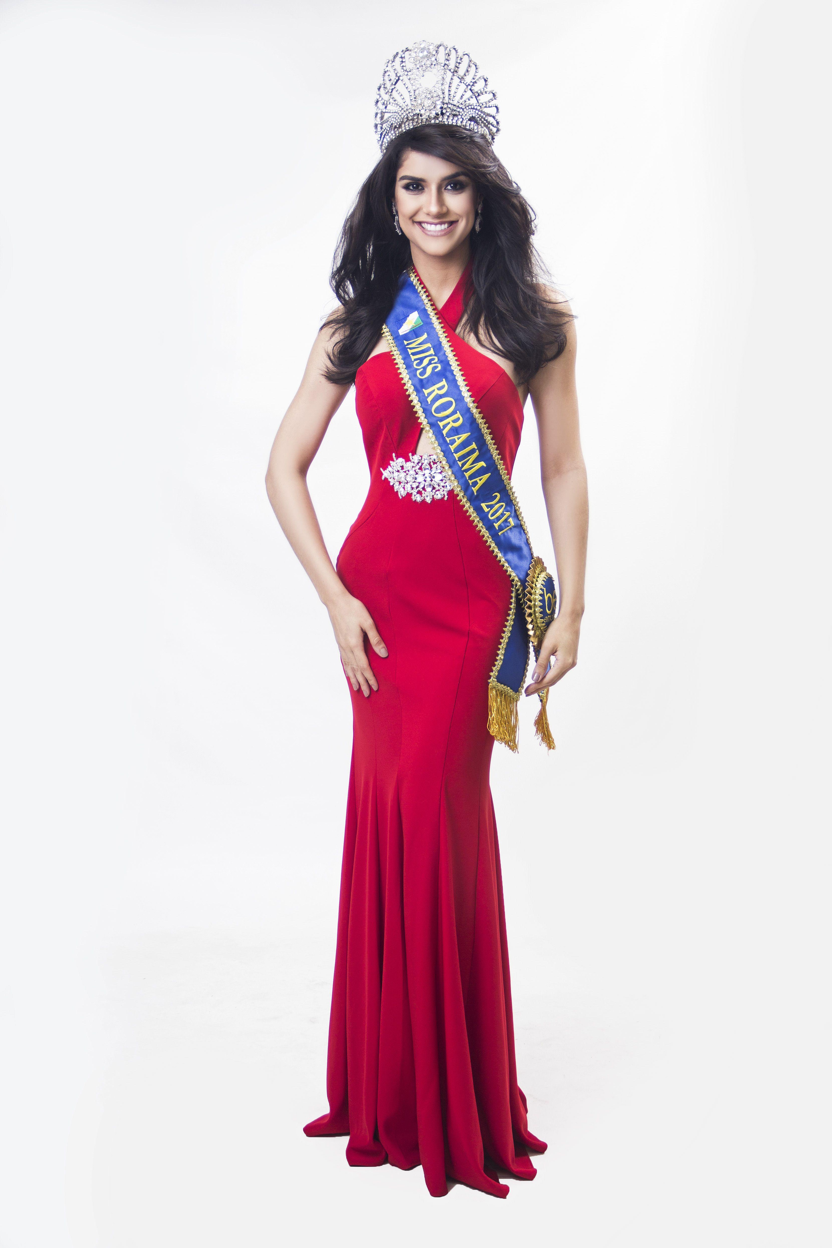 Nathália Lago é a Miss Roraima / Divulgação