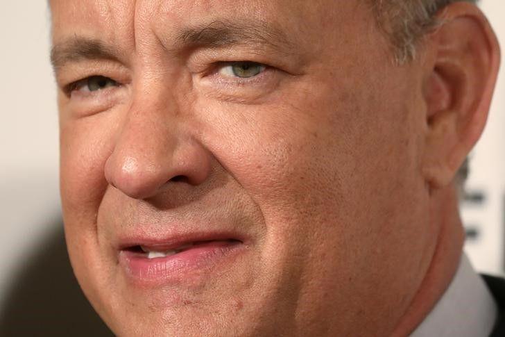 Tom Hanks receberá prêmio por trabalhos que refletem história dos EUA