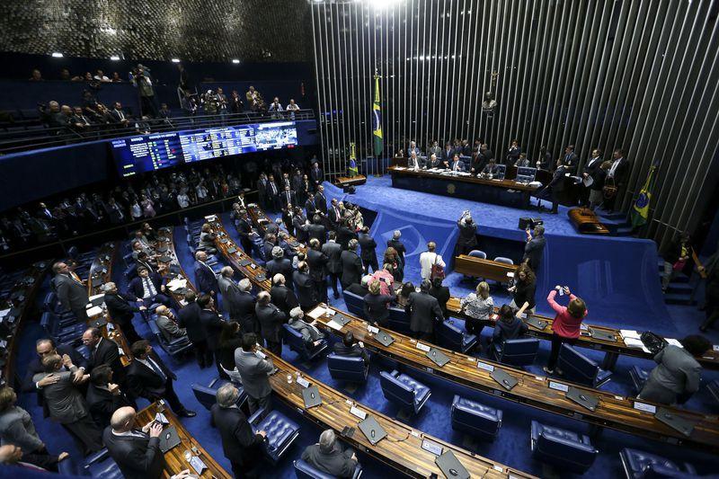 Reforma Trabalhista é aprovada em votação no Senado