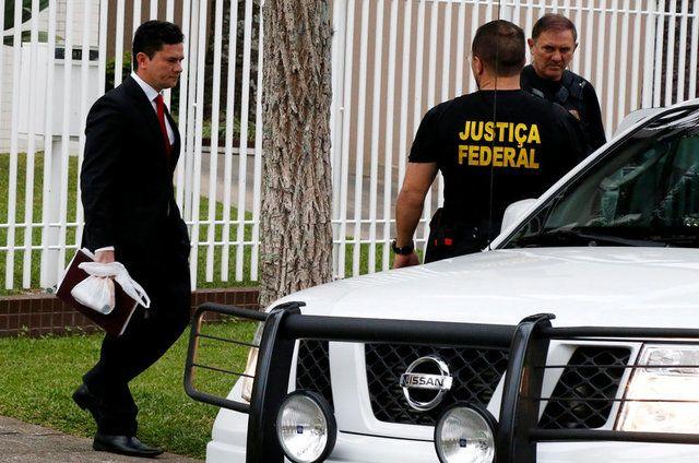 Condenação não traz 'qualquer satisfação pessoal', diz Moro sobre Lula