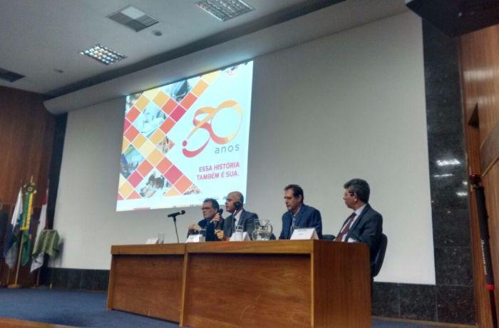 Especialistas falam sobre a doação do tratamento de leucemia e do transplante de medula óssea. / (Foto: Francini Augusto)
