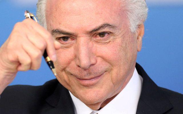 Executivo não consegue governar sem o Congresso, diz Temer