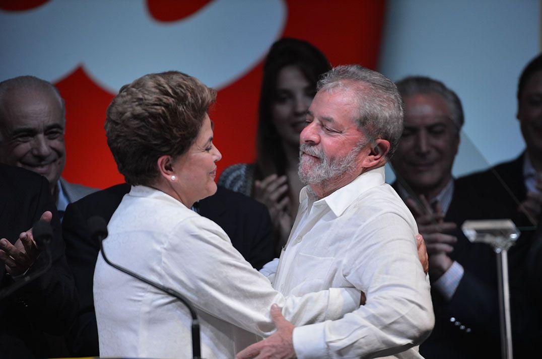 Dilma diz que condenação de Lula é um escárnio