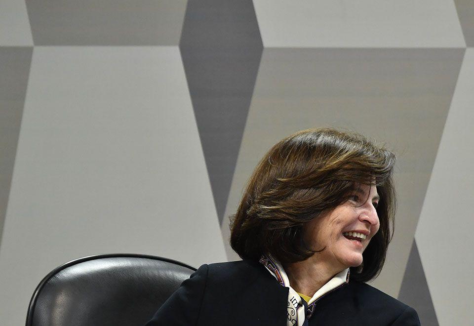 Raquel Dodge é aprovada para Procuradoria-Geral da República