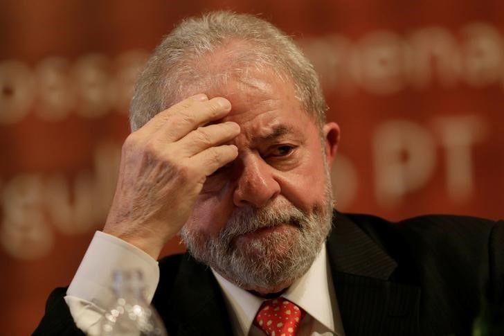 Moro ordena bloqueio de mais de R$ 600 mil de Lula