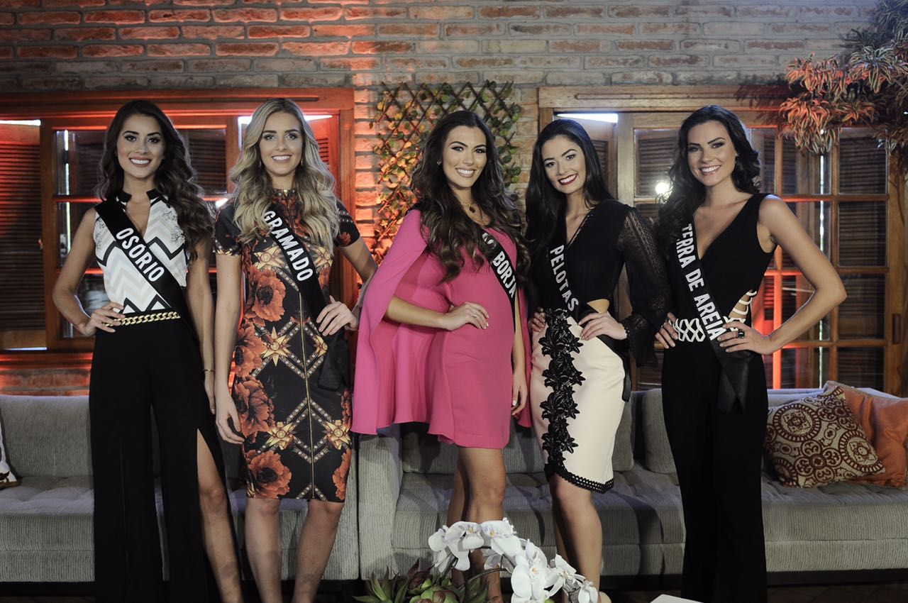 Entrevista com jurados decide 5 finalistas do Miss RS Be Emotion