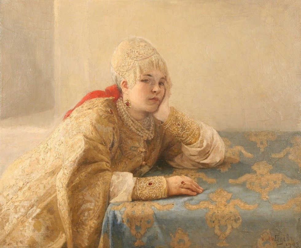 Conheça truques de beleza das mulheres russas da Idade Média