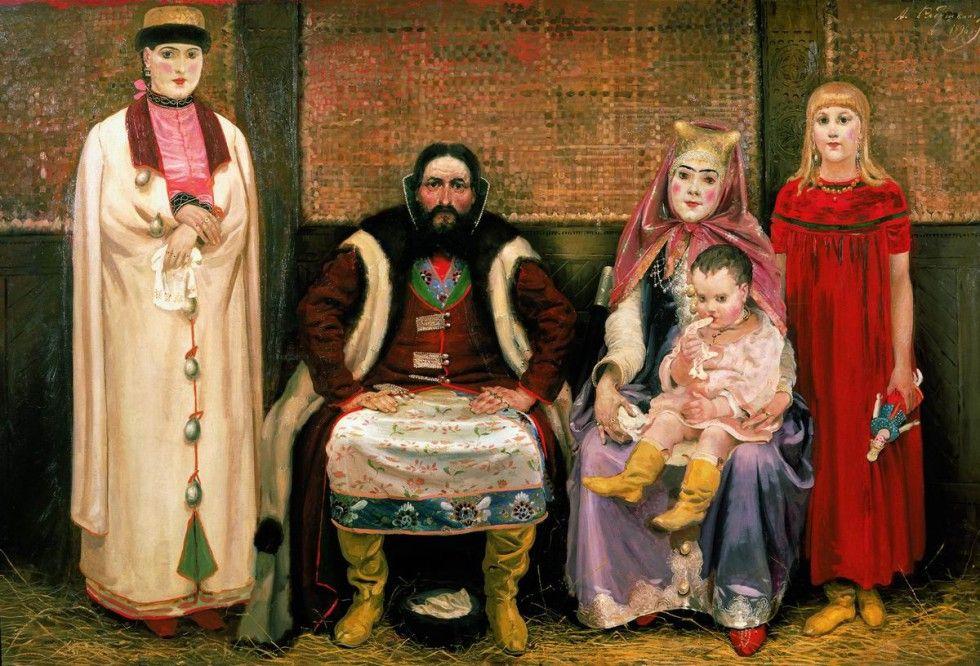familia russa