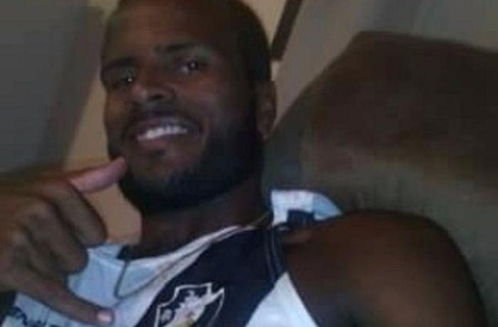 Davi Rocha Lopes, de 27 anos, morreu ao ser atingido no tórax, após clássico contra o Flamengo. / (Foto: Reprodução)