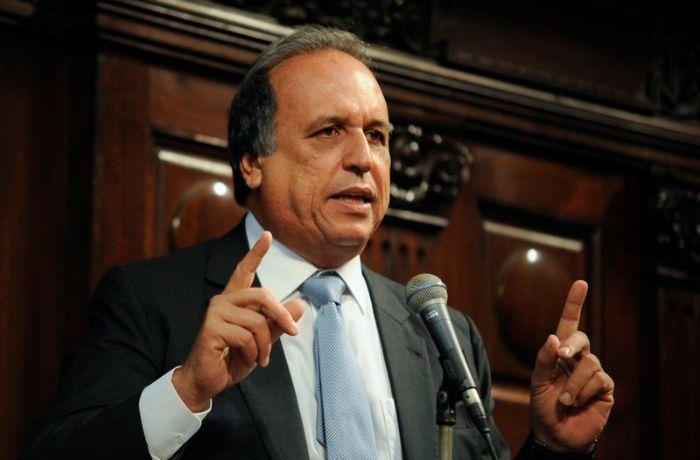 O governador apresenta problemas de saúde relacionados a diabetes e aumento de peso. / (Foto: Reprodução / Agência Brasil)