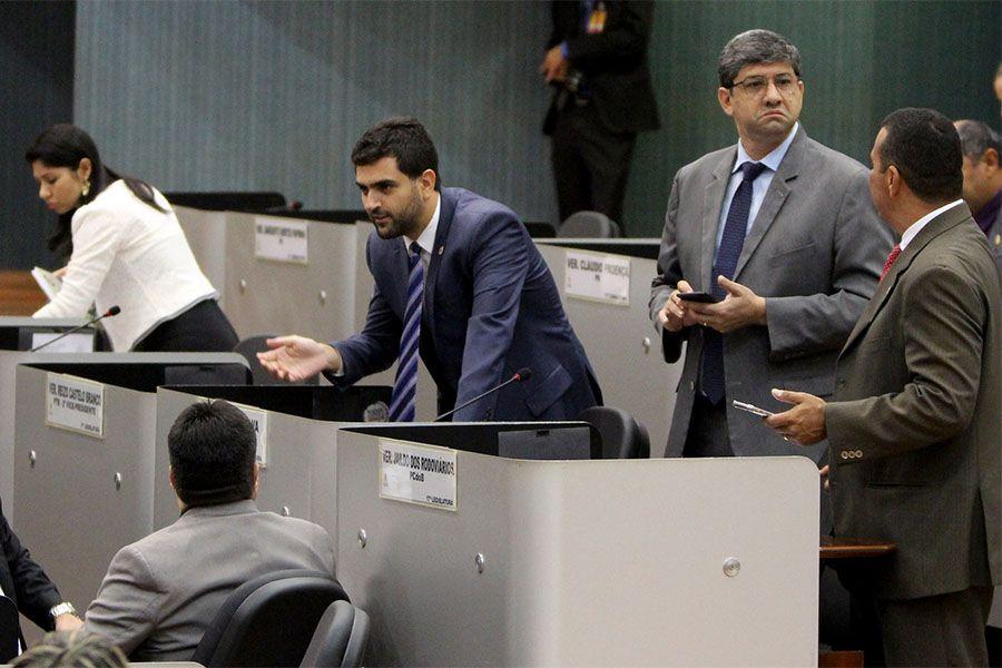 Audiência será no plenário da Câmara Municipal de Manaus / Tiago Corrêa/CMM
