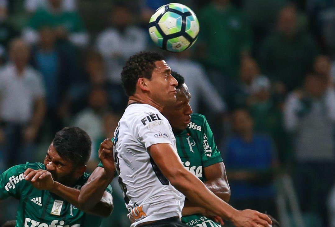 Pablo teve que ser substituído na vitória sobre o Palmeiras / Jales Valquer/Estadão Conteúdo