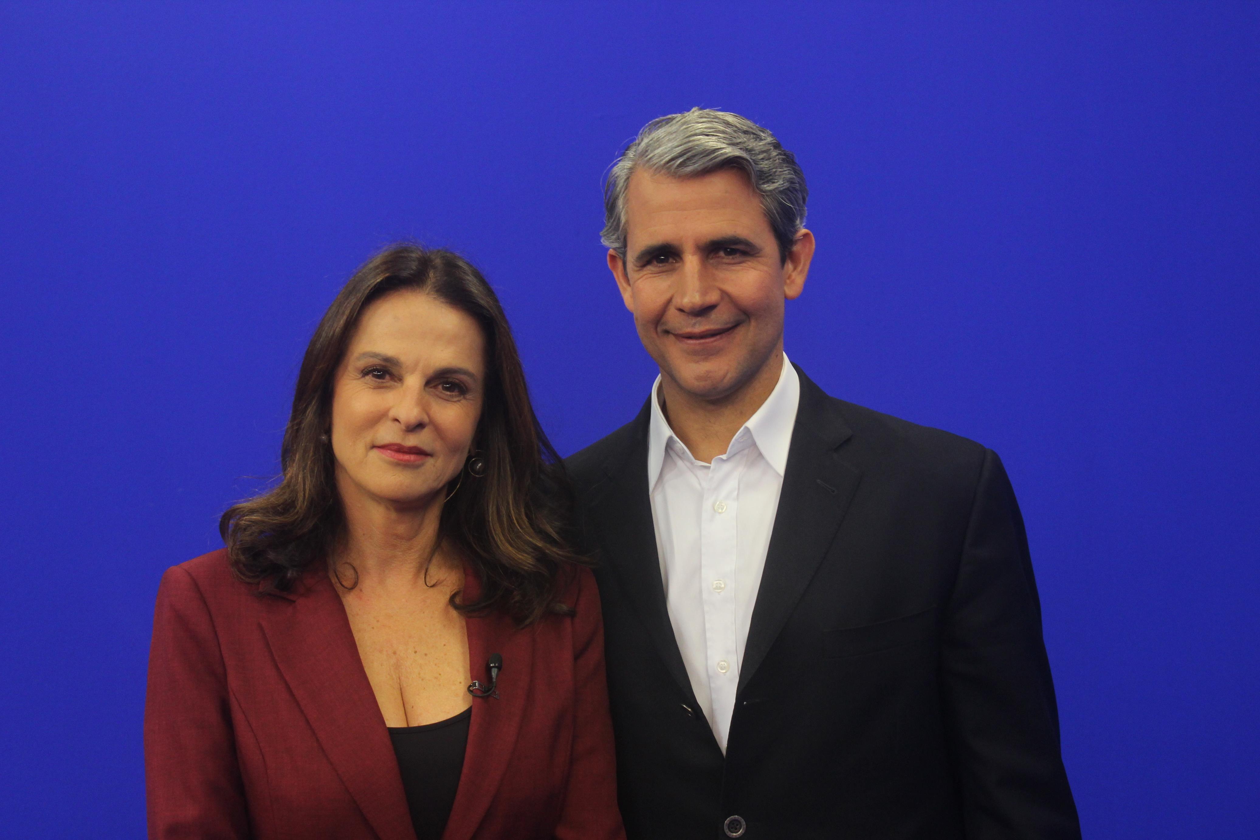 Luiz Felipe Davila e Sonia Racy / Divulgação