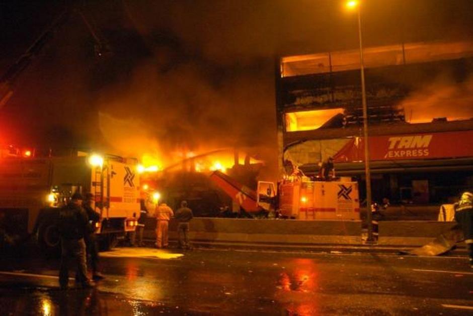 Acidente ocorreu no dia 17 de julho de 2007 / Milton Mansilha/Agência Lusa