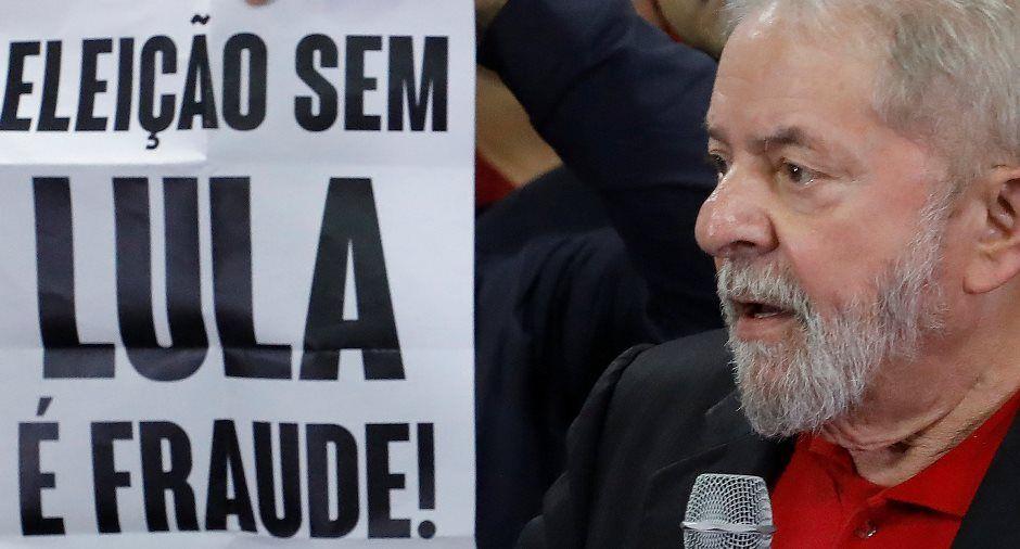 Lula: enquanto MP não provar nada, vou continuar andando por esse país