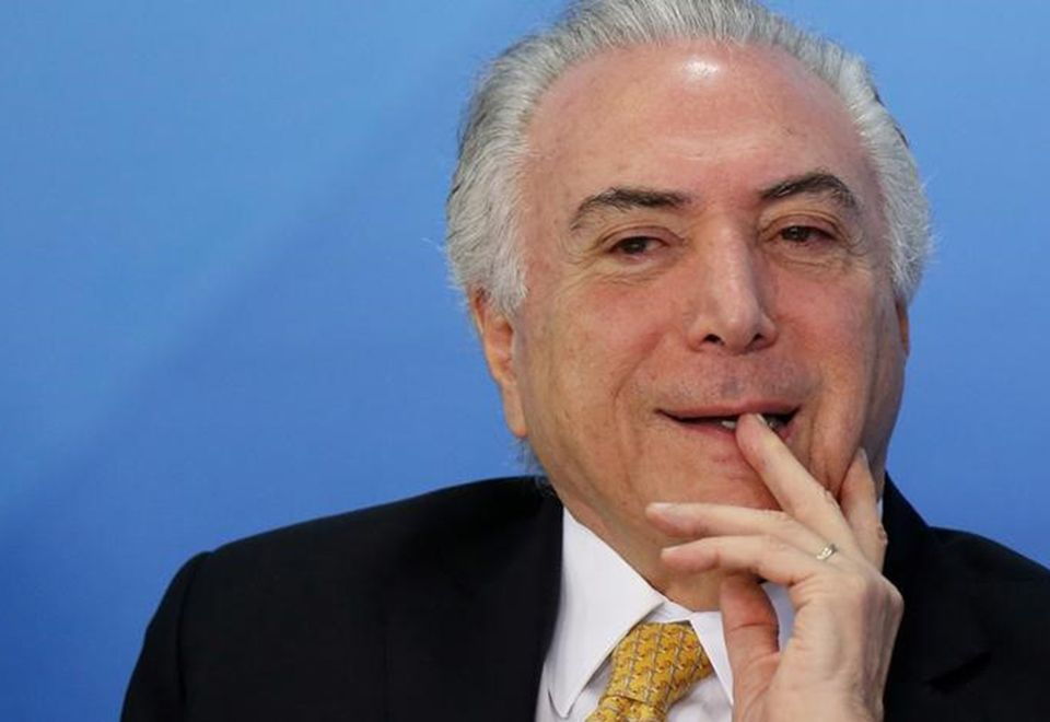 Temer  queria votação antes do recesso parlamentar / Adriano Machado/Reuters