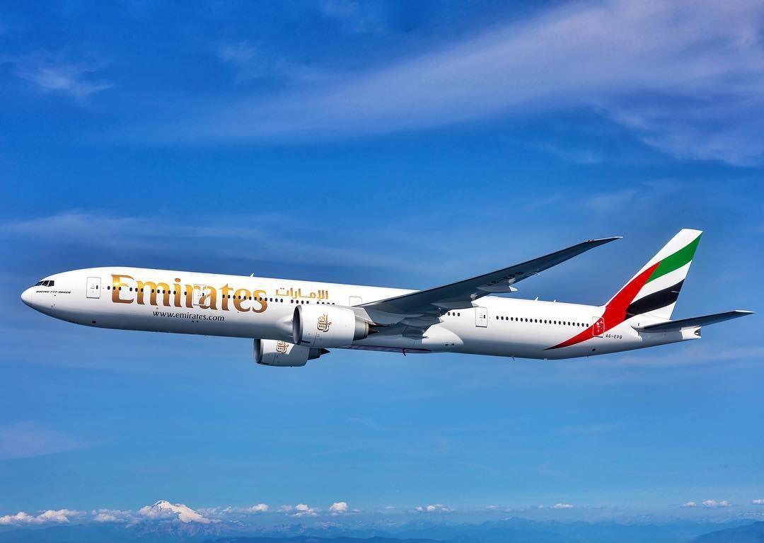 Emirates é a principal companhia aérea dos Emirados Árabes Unidos / Divulgação