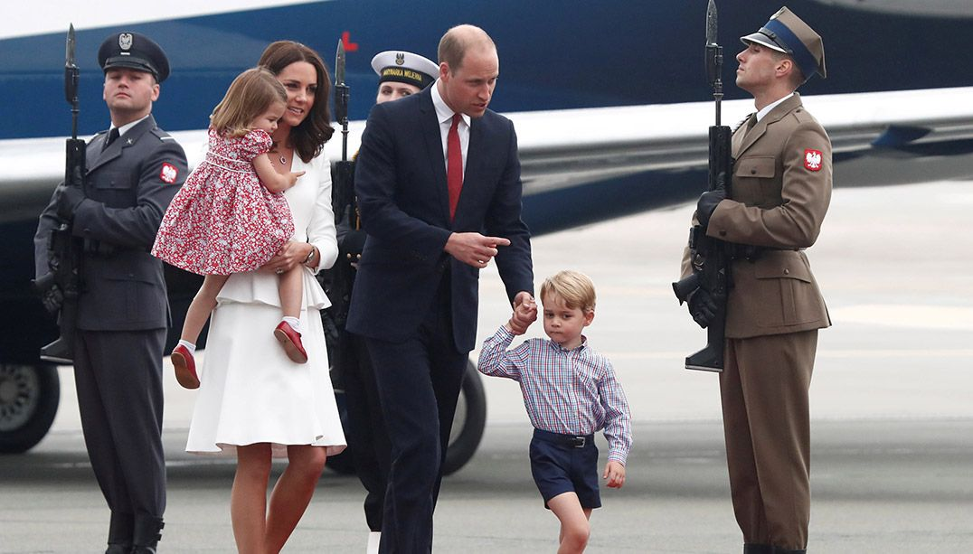 Birra do príncipe George chama atenção na Polônia