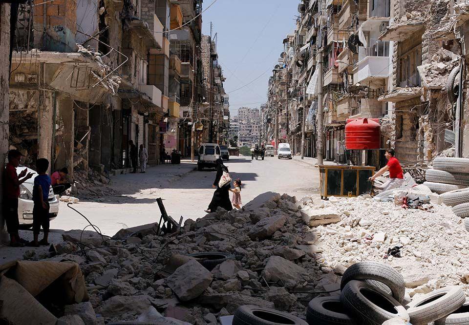 Mesmo enfraquecido, Estado Islâmico controla mais de 20% da Síria