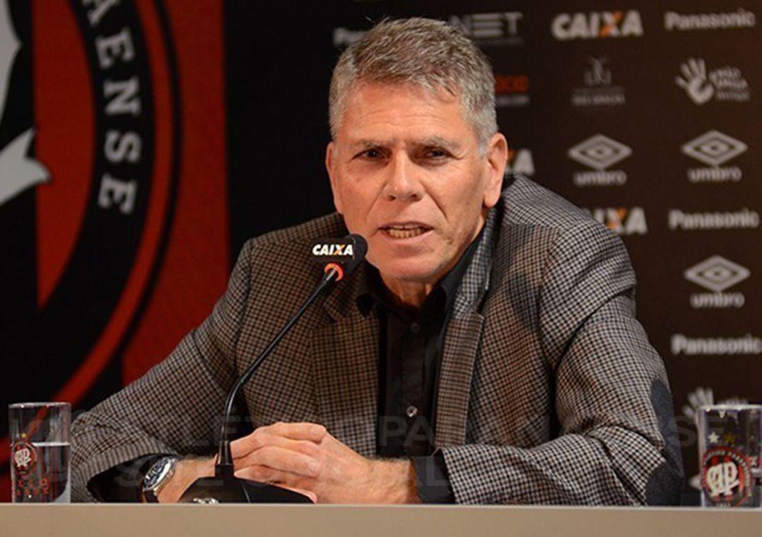 Autuori trabalha como gestor técnico do Atlético-PR / Site oficial Atlético-PR