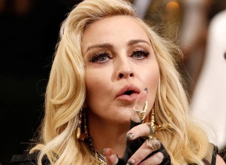 Madonna se muda para Portugal