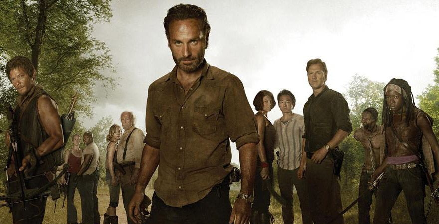 Oitava temporada de The Walking Dead ganha data de estreia